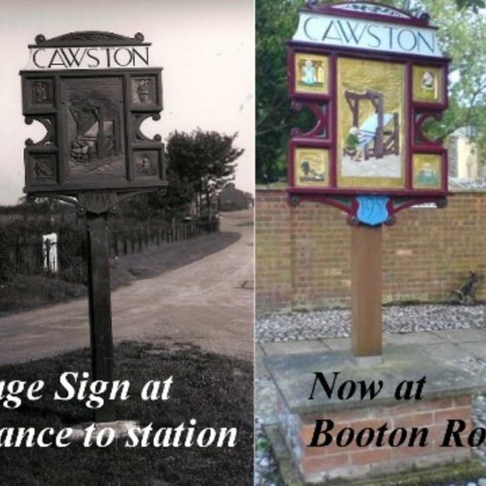 Village Sign Now and Then Med view.jpg
