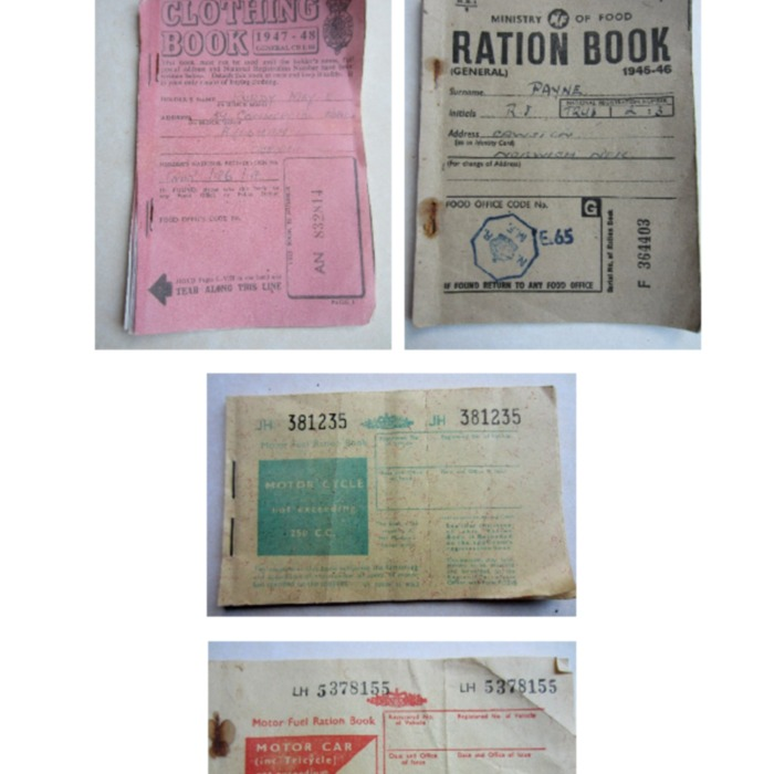 Rationing WW11