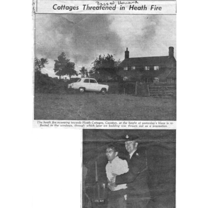 Heath Fire 1958