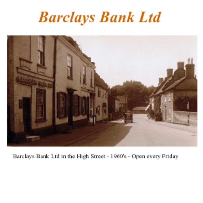 Barclays Bank Ltd