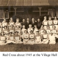 Red Cross at Village Hall 1945.jpg