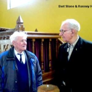 Ron & Bert at Chapel 2006.jpg