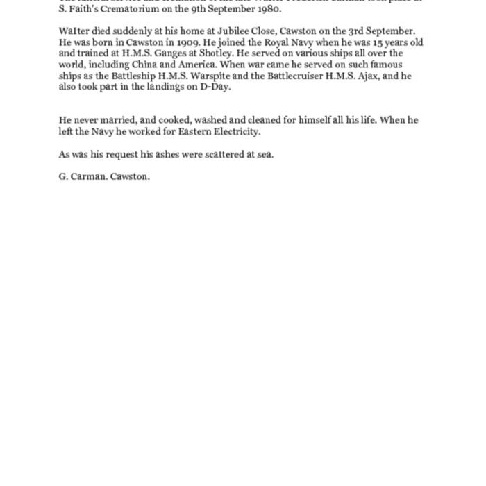 Walter Frederick Carman by G Carman.pdf