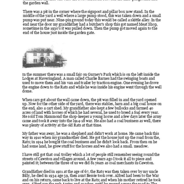 Dennys Business Memories by Dennis W Easton
