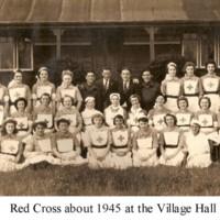Red Cross at Village Hall 1945.jpg